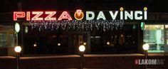 Пицария Da Vinci Center Информация за заведението. Онлайн поръчки на храна в София, Варна