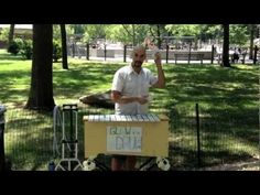 Glow in the Drums Performs in Central Park for Stars of the Streets Contest