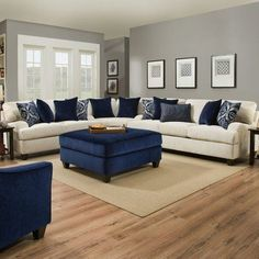 Three Posts Hartsfield Hattiesburg Stone Sectional