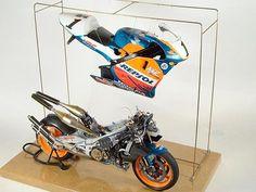 ModelerGP2012 EX-Class Racing Motorcycles, Custom Motorcycles, Model Display Cases, Motorcycle Model Kits, Best Scale, Tamiya Models, Miniature Cars, Modeling Techniques, Honda Cb