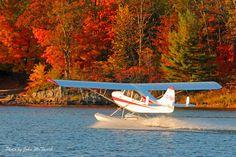 Muskoka Ontario - Autumn Glory photo by John McTavish
