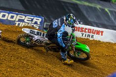 Tyler Bowers To Fill In At Monster Energy Kawasaki  ||  Monster Energy Kawasaki has confirmed that Tyler Bowers will race under the factory tent at the 2018 Tampa Supercross in place of the injured Josh Grant. https://motocross.transworld.net/news/2018-tampa-supercross-bowers-monster-energy-kawasaki/?utm_campaign=crowdfire&utm_content=crowdfire&utm_medium=social&utm_source=pinterest