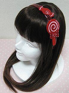 Angelic Pretty / Headwear / Milky Candy Headband