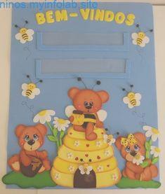 Bunny Crafts, School Decorations, Elmo, Easter Bunny, Tweety, Bee, Arts And Crafts, Clip Art, Nursery