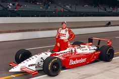 Paul Tracy at Indy 500 High-Res Professional Motorsports Photography Indy Car Racing, Indy Cars, Racing Team, Indianapolis Motor Speedway, American Racing, Speed Racer, American Motors, Pinewood Derby, Vintage Race Car