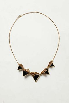 Onyx Vineyard Necklace
