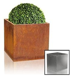 corten steel planters china - Google Search