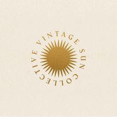 Tolle Logos, Sunshine Logo, Solar Logo, Compass Icon, Make Your Own Logo, Branding Design, Logo Design, Sun Logo, Diamond Logo