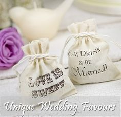 Wedding Favours UK – Wedding Favour Ideas – Bridal Party Gifts