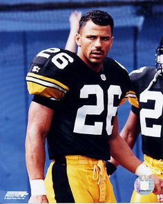 Rod Woodson, Pittsburgh Steelers. Class of 2009.