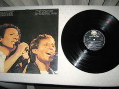 Simon And Garfunkel - The Concert In Central Park, 2x Lp