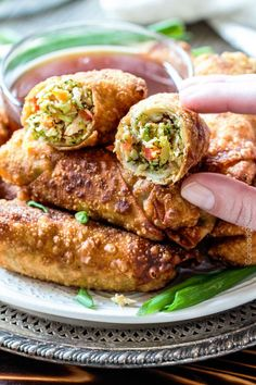 Just when you thought Sweet and Sour Chicken couldn't get any better – enter Sweet and Sour Chicken Egg Rolls! The most delicious appetizer or meal and thebest way to eat sweet and sour chicken! And made extra fast with your food processor – no veggie chopping! We kind of have a thing for egg...Read More »