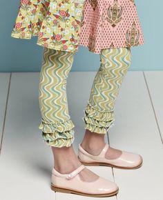 Matilda Jane ~ Serrendipity ~ DIZZY LEGGINGS #matildajaneclothing #MJCdreamcloset
