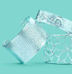Tiffany sterling silver bracelets