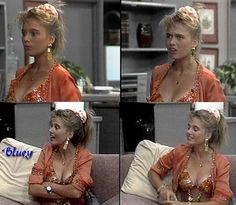 Rachael Friend - Bronwyn from Neighbours