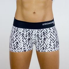 Roadkill Women's CrossFit-style Booty Shorts from StrongerRx. So stock up on great CrossFit-style apparel at Fitness Sanctum. Crossfit Shorts, Crossfit Women, Look Good Feel Good, Workout Attire, Gym Wear, Butt Workout, Athletic Shorts, Fitness Inspiration, Gym Shorts Womens