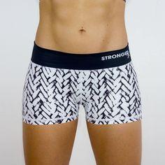FitnessSanctum.com Roadkill Women's CrossFit-style Booty Shorts from StrongerRx-- $60---- (fitnessssanctum.com...)