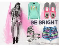 """""""Be Bright"""" by girlgonegreen on Polyvore"""