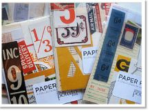Three Potato Four Vintage Paper Bundles - 10 things her faily can't live without.