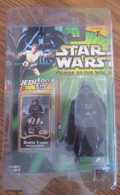 Hasbro Star Wars Power Of The Jedi Darth Vader no 84445 in Toys & Hobbies, Action Figures, TV, Movie & Video Games | eBay