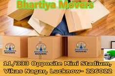 We offer a good array of #packing and #Moving services to fit your moving desires. No job is simply too huge or little for us, whether or not it's a long-distance move, or across the street! We'll be ready to accommodate your each would like. http://bhartiyamovers.com/packers-and-movers-lucknow/index.html http://bhartiyamovers.com/