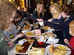 The Brick Castle: Taking 6 kids to the pub for a meal....Wetherspoons Review