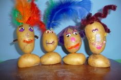 bonhomme-patate chez Estelle