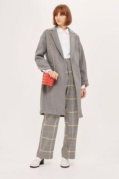 Bonded Knit Chuck Duster Coat