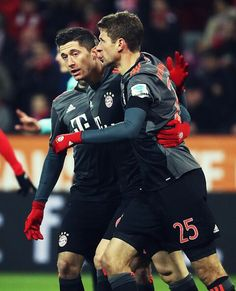 Lewy and Müller