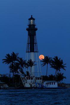 Full moon Florida