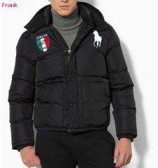 Doudoune Ralph Lauren Homme Meilleure Vente Noire Ralph Lauren Winter  Coats, Polo Ralph Lauren, e74fa7404537