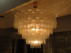 Chandelier idea...similar to Lymington one.