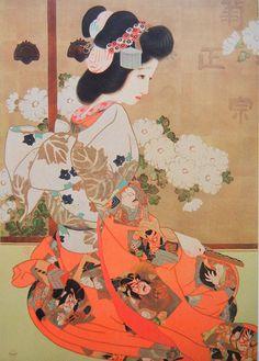 poster/ kitano tsunetomi 画壇の悪魔派・北野恒富が手掛けた異様な存在感を放つ女性達が描かれたポスター集