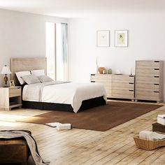 Stockholm 5-Drawer Dresser - Sonoma