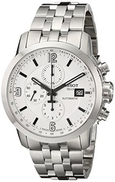 Just arrived Tissot Men's T0554271101700 PRC 200 Stainless Steel Watch