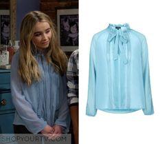 Maya Hart Fashion, Clothes, Style and Wardrobe worn on TV Shows  