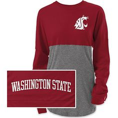 Product: Washington State University Cougars Women's Ra Ra T-Shirt