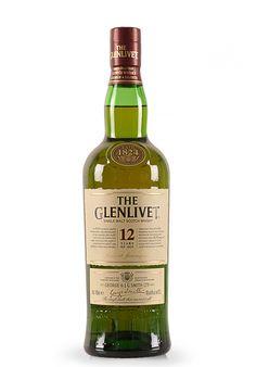 Whisky The Glenlivet 12 ani, Single Malt Scotch Whisky (0.7L) - SmartDrinks.ro