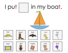 Sentence Frame Activity to Target Final Consonant Deletion and MLU. Repinned by www.preschoolspeechie.com