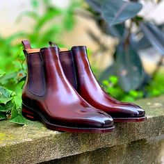 Men's Boots, Shoe Boots, Leather Skin, Leather Chelsea Boots, Penny Loafers, Haberdashery, Manners, Slip On Shoes, Crocs
