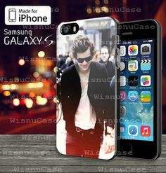 Harry Styles Case For iphone 4/4s5/5s/5c and Samsung by WisnuCase | http://www.myicover.nl samsung galaxy case