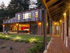 Aptos Retreat by CCS Architecture NY