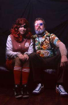 Twin Peaks - Nadine Hurley & Dr. Lawrence Jacoby