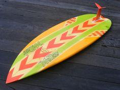 Vintage McCoy Surfboard  #calledtosurf #McCoy #surf