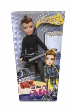 Bratz Bratz On The Mic Boyz Doll Thad by Bratz. $13.89. Bratz Boyz doll in cool rock fashions. Includes instrument accessory. From the Manufacturer                Get ready to rock out with some serious style. The Bratz Boyz love to get decked out in their coolest rock gear and cheer on their friends, the Bratz, as they rock their hearts out on stage. These super-cool guys totally rock.                                    Product Description                Get ready to rock o...