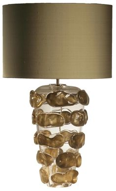 Designer Art Glass Table Lamp, sharing luxury designer home decor inspirations and ideas for beautiful living rooms, dinning rooms, bedrooms & bathrooms inc furniture, chandeliers, table lamps, mirrors, art, vases, trays, pillows & accessories courtesy of InStyle Decor Beverly Hills enjoy & happy pinning