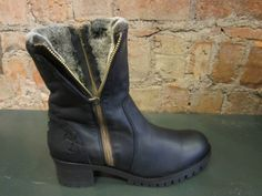 You'll find a fantastic range of Cozy boots to beat the Winter blues. Ranges from Blackstone boots, Cashott, Goldmud, Panama Jack, and Felimini in store now Winter Boots, Cowboy Boots, Blues, Cozy, Zip, Girls, Fashion, Toddler Girls, Moda