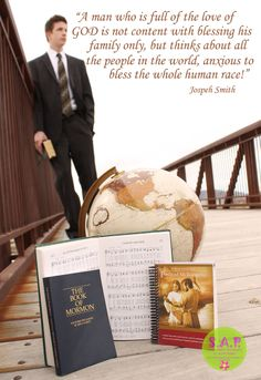 Great quote for a great missionary ready to serve the lord... http://jralphs.wix.com/sweetadelinephoto