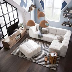 Upgrade your playroom and create a cool teen lounge room with furniture and decor from Pottery Barn Teen. Find inspiration and ideas for your teen's favorite hangout space. Teen Lounge Rooms, Living Room Furniture, Living Room Decor, Media Furniture, Villa, Lounge Seating, Pottery Barn Teen, Bedding Shop, Trends