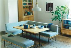 FUNEAT(ファニート) ベンチ | ≪unico≫オンラインショップ:家具/インテリア/ソファ/ラグ等の販売。